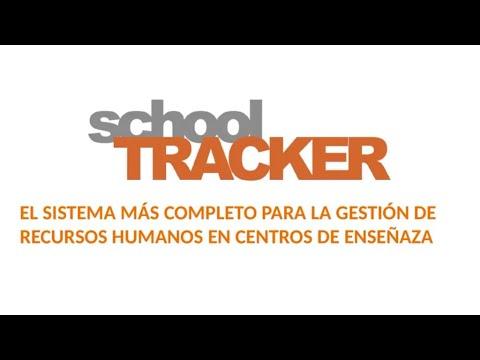Control de Presencia School Tracker