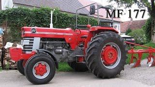 Massey Ferguson MF 177 Traktor