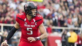 Texas Tech QB Patrick Mahomes || Career Highlights
