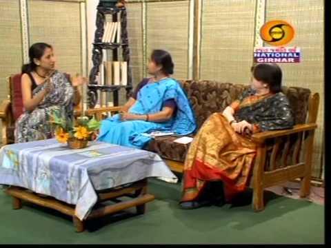 Usha Upadhyay Interview on Doordarshan