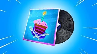 *NEU* Fortnite B-Day Beats Music Pack.! (Geburtstags-Remix)