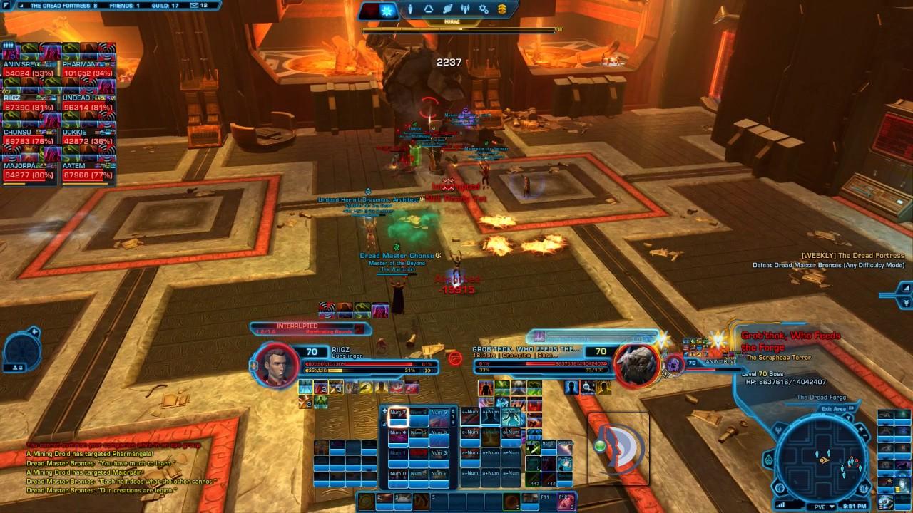 Download RHCP Grob Thok kill DF Veteran Mode