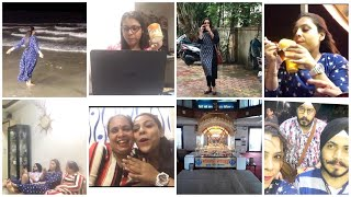 Weekend Outing || Bua Ka Ghar || VLOG || Cheat Day At Beach || Fitness And Lifestyle Channel