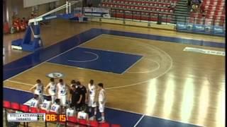 Stella Azzurra Roma - Virtus Taranto 3° - 4° Quarto