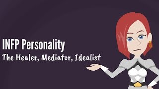 INFP Personality Type Explained (MBTI) - Portrait, Traits