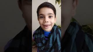 Nanha munna rahi hoon indian patriotic children song poem in hindi - Yuvi Version