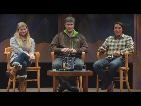 Impossible Rock: Jimmy Chin, Hazel Findlay, Mark Synnott