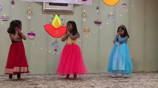 KIDS DANCE HINDI -   DIWALI 2017