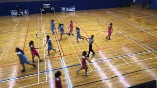 2015-16 女子學界籃球精英賽 基督教香港信義會心誠中學