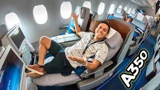 Así es el Avión MÁS MODERNO DEL MUNDO! | AIRBUS A350 ✈️