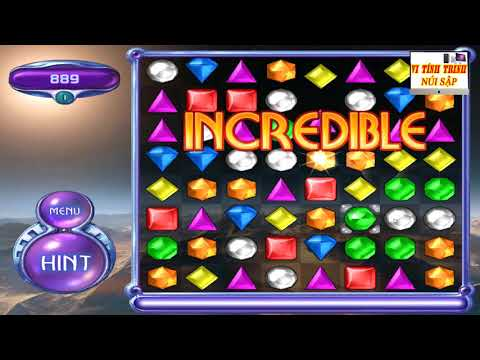 Bejeweled 2 Deluxe Game Kim Cương Play Mini Gaming Review