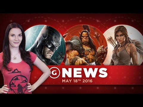 Batman Arkham Remasters, World of Warcraft Expansions Free with Base Game! - GS Daily News