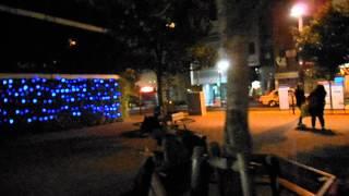 DSCF9502ブルーサークル20141111大岡山の東急病院