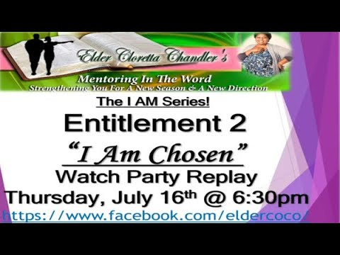 The I AM Series, Entitlement 2 -
