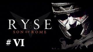 Ryse: Son of Rome (#6) Трущобы Англии и рогатые жители