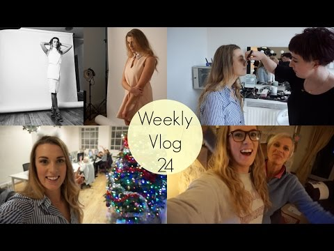 Weekly Vlog 24: Photoshoot with Feels, Winning, FINISHING UNI