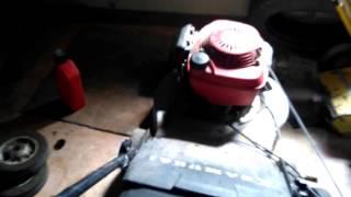Redémarrage moteur Honda après 2 ans sans tourné