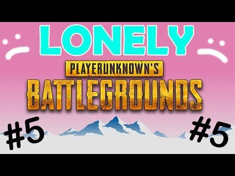 PUBG DESERT MAP --  Lonely Gaming #5