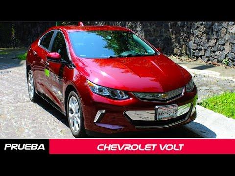 Chevrolet Volt a prueba - CarManía
