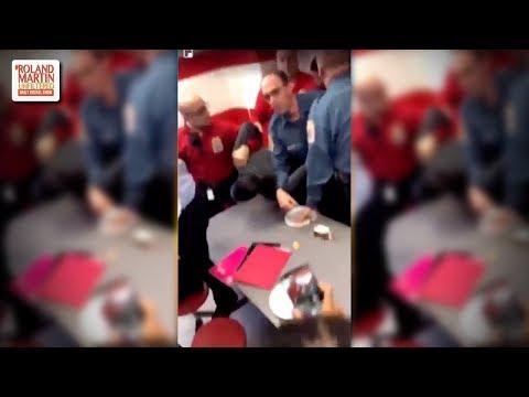 Hazleton, Pa. School Officer Caught On Video Punching Black Female Student