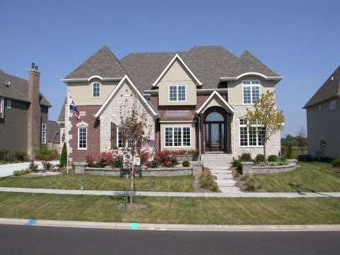Luxury Custom Model Home In Plainfield, IL For Sale