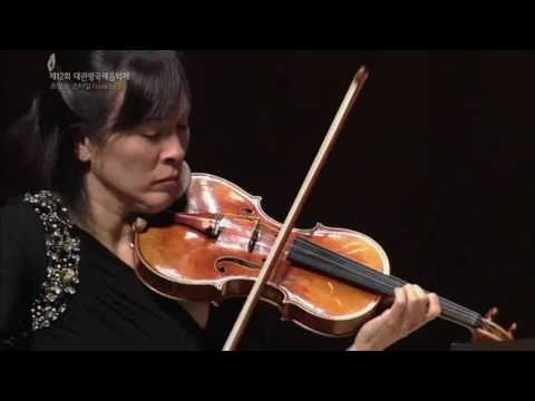 [2015 GMMFS 대관령국제음악제] Mozart   Piano Quartet in g minor, K. 478