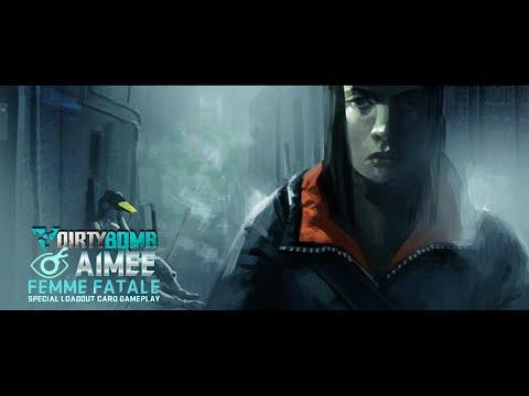 Dirty Bomb 0012:  Rogue en Vogue avec Aimee - Part A