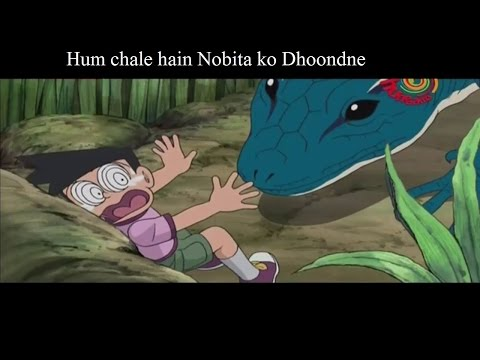 Doraemon Episode:  Hum Chale Hain Nobita Ko Dhoondne (Hindi And Urdu)