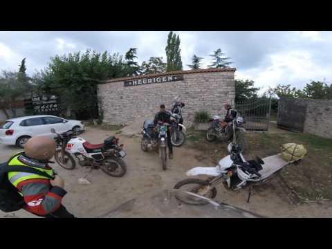 Enduro Adventure in Slovenia and Istria - WR250R
