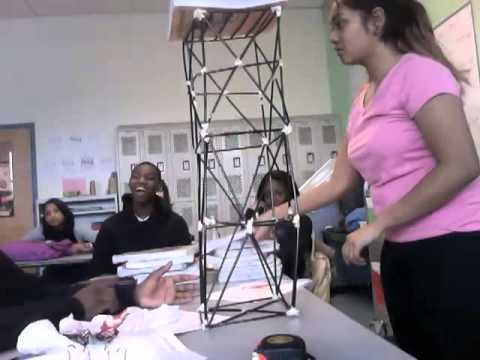 Engineering Straw Tower Project - Period 1