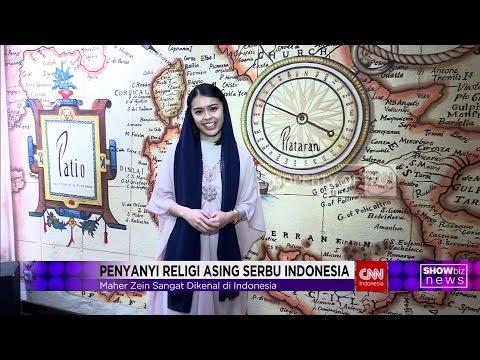 Showbiz : Musisi Religi Asing Serbu Indonesia