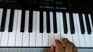 Humko Deewana Kar Gaye | keyboard / Piano instrumental