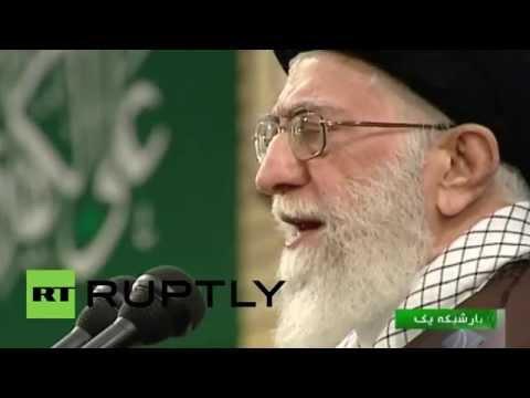 Iran: Accusing Basij of radicalism 'completes enemy's project' - Ayatollah Khamenei