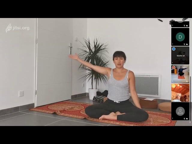 Yoga doux #1