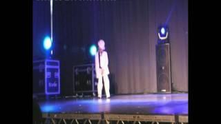 Atli 10 yrs old dancing to Michael Jackson - PríMA bikarinn