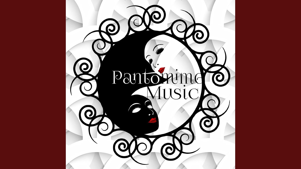 Nocturne No 1 Pantomime Music With Beautiful Piano Youtube