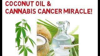 The Cutting-Edge Coconut Oil & Cannabis Cancer Miracle