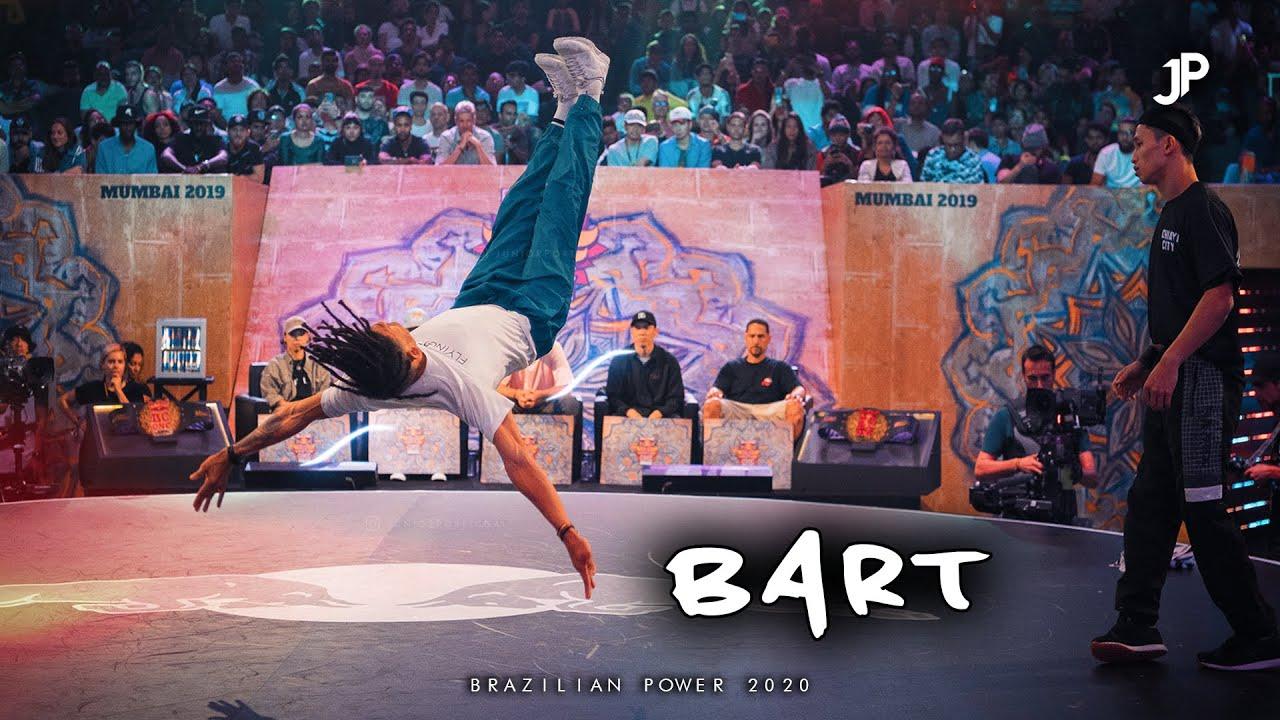 Bboy Bart, Brazilian Power 🇧🇷 Trailer