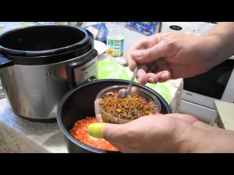 Плов из свинины в мультиварке скороварке рецепты с фото