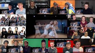 Download lagu BLACKPINK - 'Don't Know What To Do' DANCE PRACTICE VIDEO (MOVING VER.) Reaction Mashup