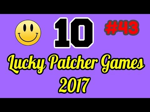 10 Lucky Patcher Android No Root Games List #43 November 2017