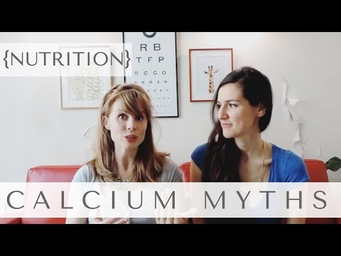 Calcium on a Vegan Diet | Debunking the Myths