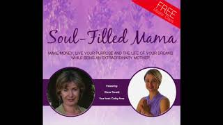 "Interview with Elena Tonetti Vladimirova by Cathy Acre for ""Soul Filled Mama"" Feb 2018"