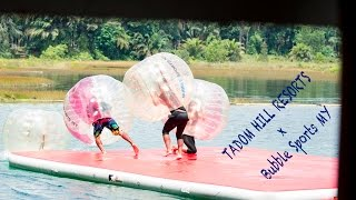 When life knocks you down, you Bubble up! - Tadom Hill Resorts