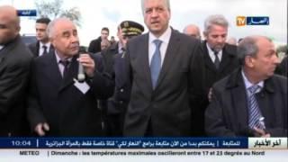 حكومة: سلال في زيارة عمل و تفقد لإلى ولاية سطيف