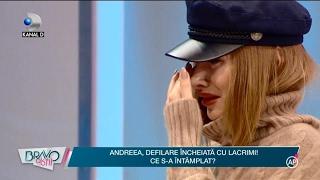 Bravo, ai stil! (01.02.2017) - Bataie in culisele Bravo, ai stil intre Marisa si Andreea