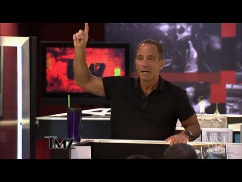 TMZ's Harvey Levin on TMZ's Impact, Kardashians, & the MJ, Whitney & Tiger Stories