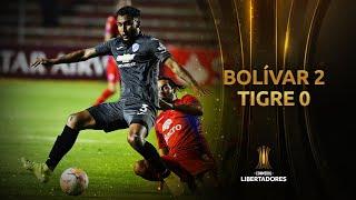 Bolívar vs. Tigre [2-0] | GOLES | CONMEBOL Libertadores 2020