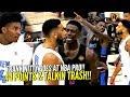 Frank Nitty GOES AT NBA PLAYER Drops 44 Points On HIM Talkin TRASH W Isaiah Thomas Watching mp3