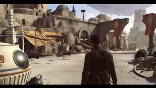 First Footage and Screens from Upcoming Star Wars Games - E3 2016